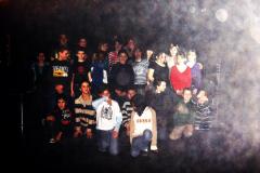Sortie Ecole de Musique au Silver 2009