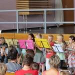 Audition de Noël des flûtes 2012