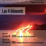 Concerts de l'EHB les 13 et 14 avril