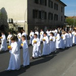 1ère communion 1er mai 2016