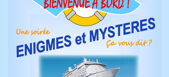 Souper fondue Énigmes et Mystères 27 et 28 février 2015