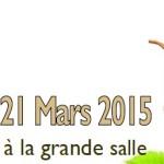 Concerts annuels les 20 et 21 mars 2015