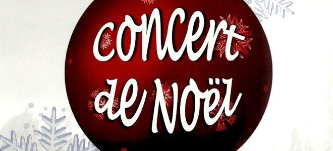 Concert de Noël 16 décembre