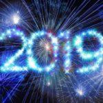 Bonne année 2019!!!